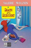 Death at a Discount: A Susan Henshaw Mystery (Susan Henshaw Mysteries) - Valerie Wolzien