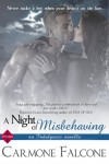 A Night of Misbehaving (Entangled Indulgence) - Carmen Falcone