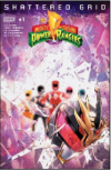 Mighty Morphin Power Rangers: Shattered Grid #1 - Kyle Higgins