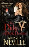 The Duke of Dark Desires (The Wild Quartet) - Miranda Neville