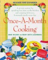 Once-a-month Cooking (Revised and Expanded Once a month cooking) - Mimi Wilson, Mary Beth Lagerborg