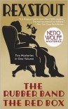 The Rubber Band/The Red Box (Nero Wolfe Series) - Rex Stout