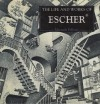 The Life And Works Of Escher - Miranda Fellows