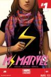 Ms Marvel #1 ANMN - C. Willow Wilson