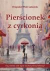 Pierścionek z cyrkonią - Krzysztof Piotr Łabenda