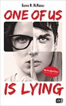 One of us is lying - Karen  M. McManus, Anja Galic