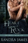 Heart of Rock: Gargoyle Paranormal Romance Serial (The Misfits Book 1) - Xandra James