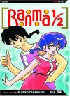 Ranma 1/2, Vol. 34 - Rumiko Takahashi