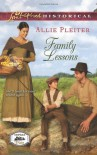 Family Lessons - Allie Pleiter