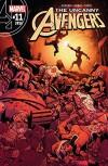 Uncanny Avengers (2015-) #11 - Pepe Larraz, Gerry Duggan, Ryan Stegman