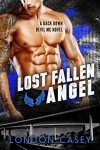 Lost Fallen Angel: A Back Down Devil MC Romance - London Casey, Karolyn James