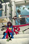 Ms. Marvel, Vol. 2: Generation Why - Jacob Wyatt, G. Willow Wilson, Adrian Alphona