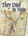 They Died in Vain: Overlooked, Underappreciated and Forgotten Mystery Novels - Jim Huang