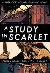 A Study in Scarlet (Illustrated Classics): A Sherlock Holmes Graphic Novel -  Arthur Conan Doyle