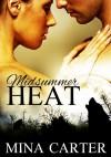 Midsummer Heat (Stratton Wolves) - Mina Carter