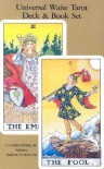 Universal Waite Tarot Deck [With Book] - Arthur Edward Waite