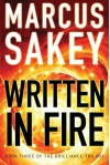 Written in Fire (The Brilliance Trilogy) - Marcus Sakey