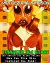 The Battle for Alien Relish: How the Five Hive restored the Funk (a Futa Transgender Cthulhu Sci-Fi) (Triangulum Stain Book 2) - Moctezuma Johnson