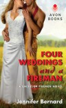 Four Weddings and a Fireman  - Jennifer Bernard