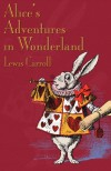 Alice's Adventures in Wonderland - Lewis Carroll, Michael Hague