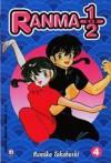 Ranma 1/2, vol. 4 - Rumiko Takahashi