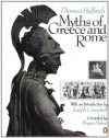 Myths of Greece and Rome - 'Bryan Holme',  'Thomas Bulfinch'