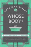 Whose Body?  - Dorothy L. Sayers