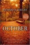 October - Richard Bruce Wright