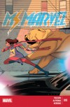 Ms. Marvel, #10: Generation Why, Part III - G. Willow Wilson, Adrian Alphona