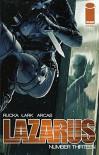Lazarus #13 - Greg Rucka