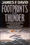 Footprints of Thunder - James F. David