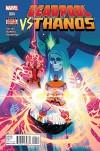 Deadpool Vs Thanos #4 (of 4) Cover A - Marvel Comics