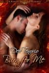 Burn for Me (Rancho del Cielo Romance) by Tenorio, Dee (2010) Paperback - Dee Tenorio
