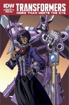 TRANSFORMERS MORE THAN MEETS EYE #43 - IDW Comics