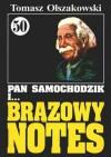 Pan Samochodzik i brązowy notes - Tomasz Olszakowski