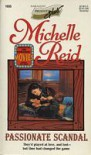 Passionate Scandal (Harlequin Presents, #1695) - Michelle Reid