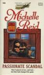 Passionate Scandal (Harlequin Presents, #1695) - Michelle Reid