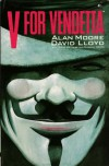 V for Vendetta - Alan Moore, David Lloyd
