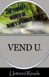 Vend U. - Nancy Springer