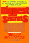 Biggest Secrets - William Poundstone