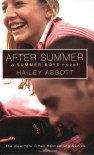 Summer Boys #3: After Summer - Hailey Abbott