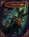 The Forge of Fury - Richard Baker, Miranda Horner