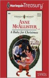 A Baby for Christmas - Anne McAllister