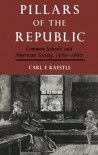 Pillars of the Republic: Common Schools and American Society, 1780-1860 (American Century) - Carl Kaestle