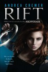 Rift: A Nightshade Novel - Andrea Cremer