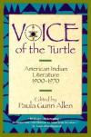 Voice of the Turtle - Paula Gunn Allen