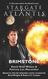 STARGATE ATLANTIS: Brimstone - David Niall Wilson, Patricia Lee Macomber