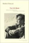 The H.D. Book - Robert Duncan, Michael Boughn, Victor Coleman