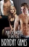 Birthday Games - Mia Downing
