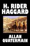 Allan Quatermain - H.,  Rider Haggard
